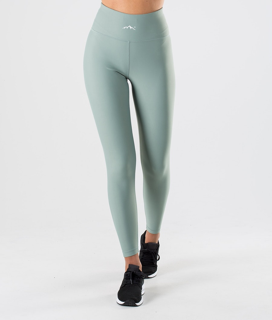 Dope Lofty Leggings Femme Faded Green