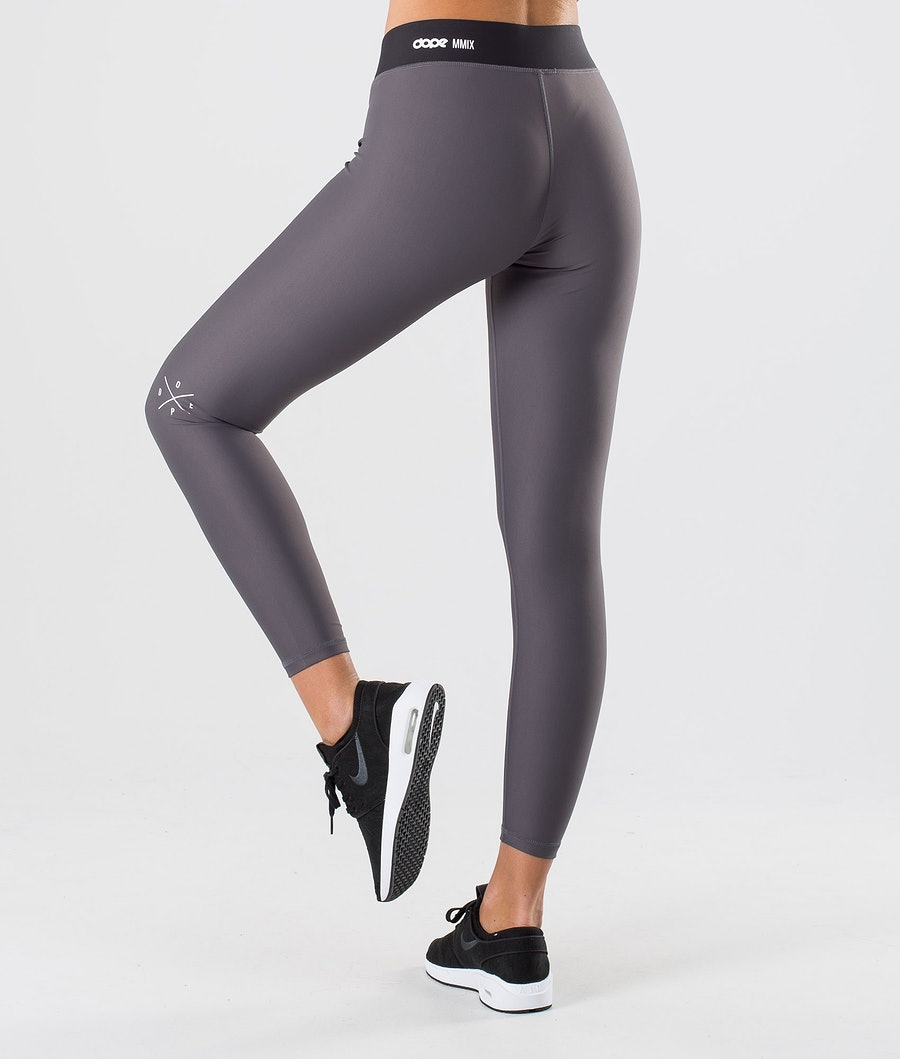 Dope Razor Leggings Damen Blackened Pearl