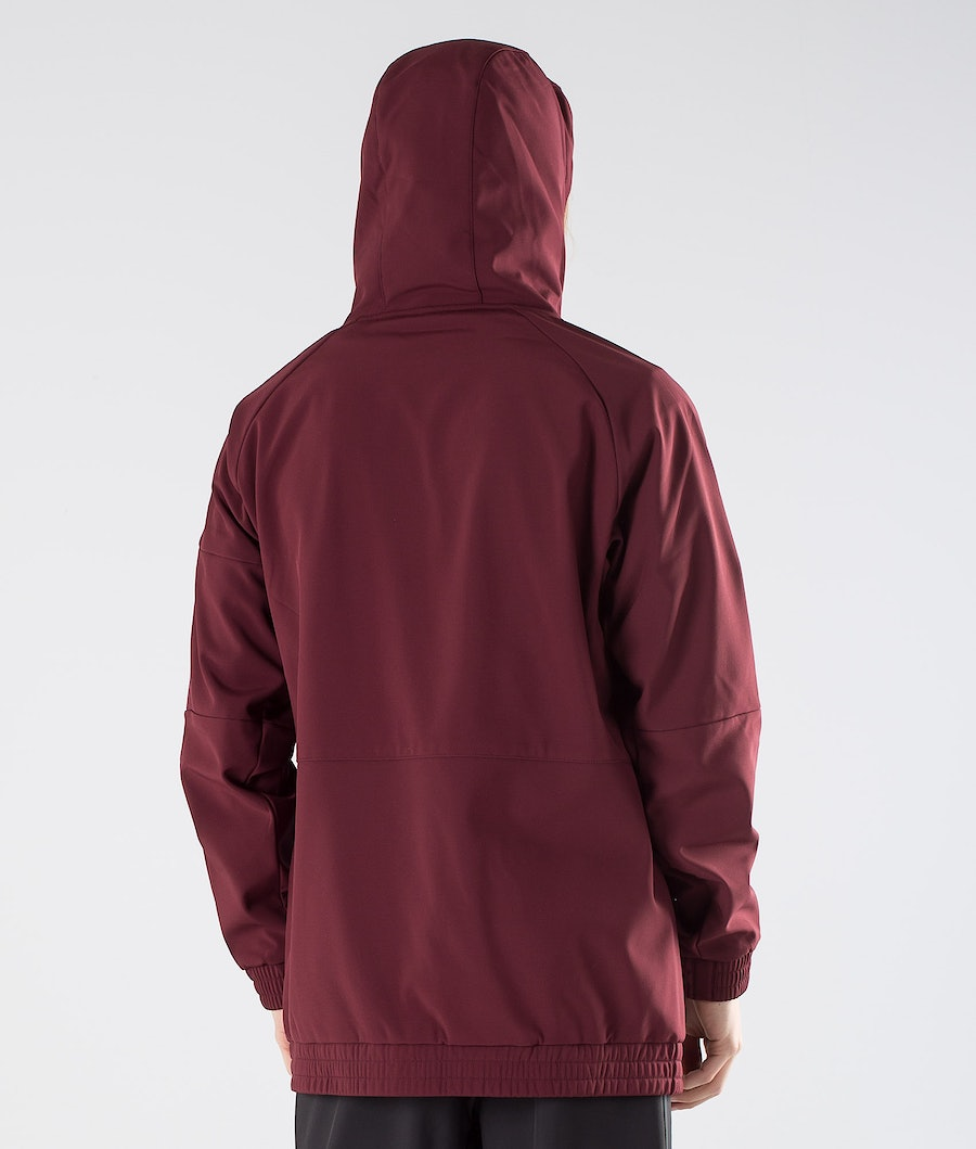 Dope Rambler Giacca Outdoor Burgundy