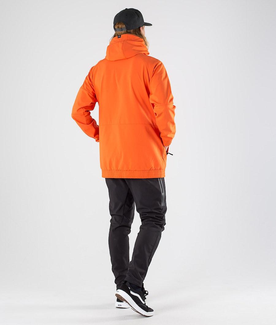 Dope Rambler Outdoor Jacka Orange