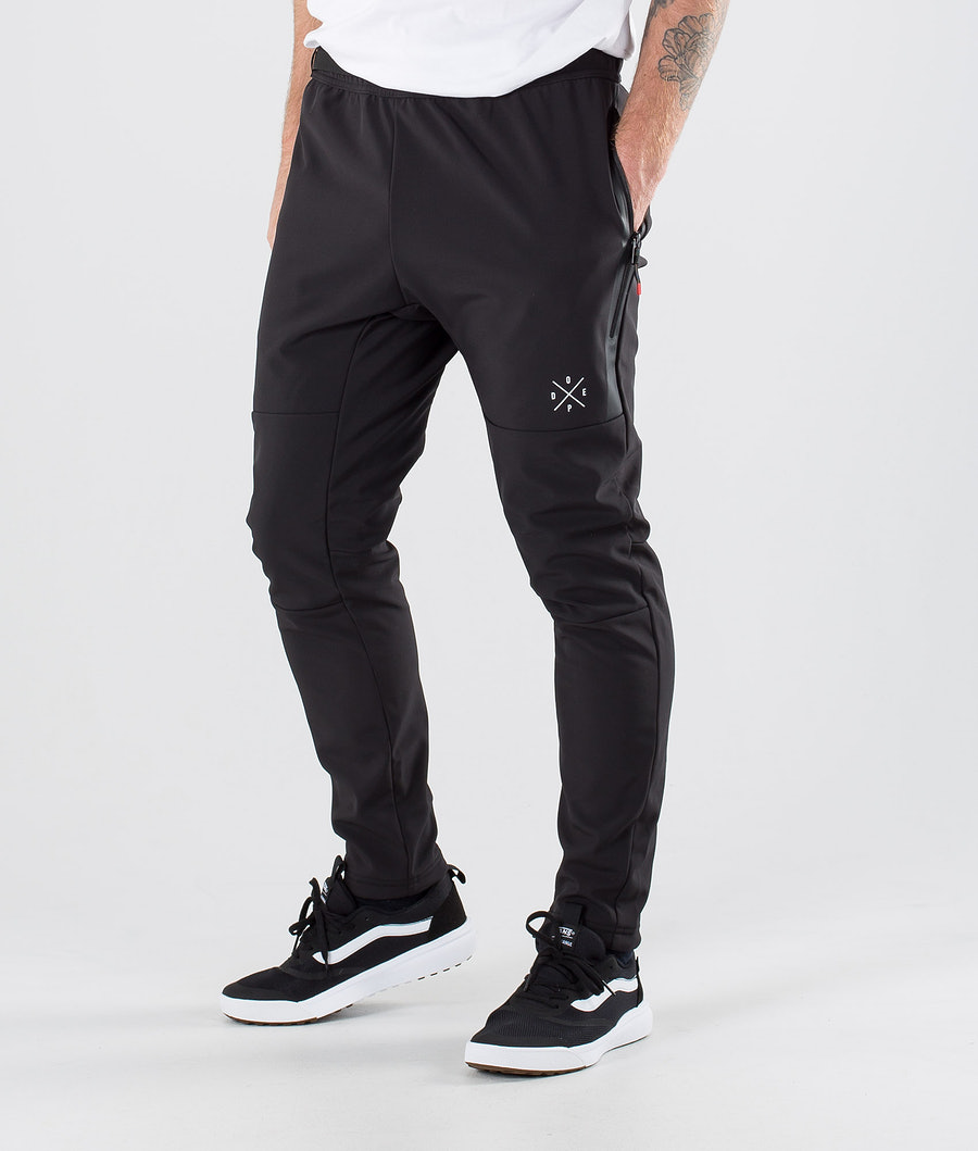 Dope Rambler Pants Black