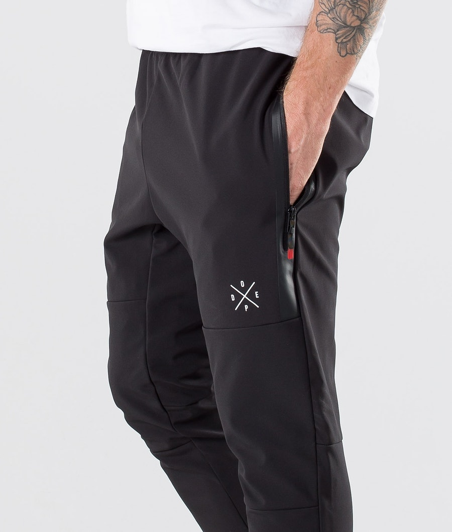 Dope Rambler Outdoor Trousers Black