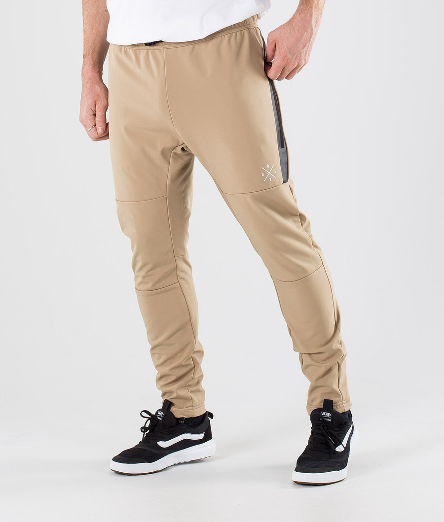 Dope Rambler Pantaloni Outdoor Khaki