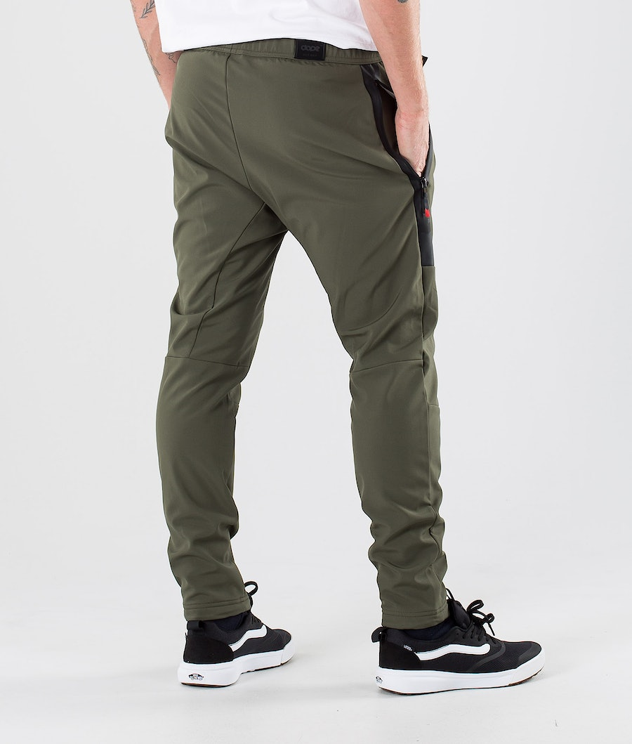 Dope Rambler Outdoor Trousers Green