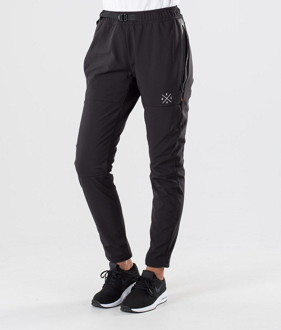 Dope Rambler W Outdoor Trousers Black