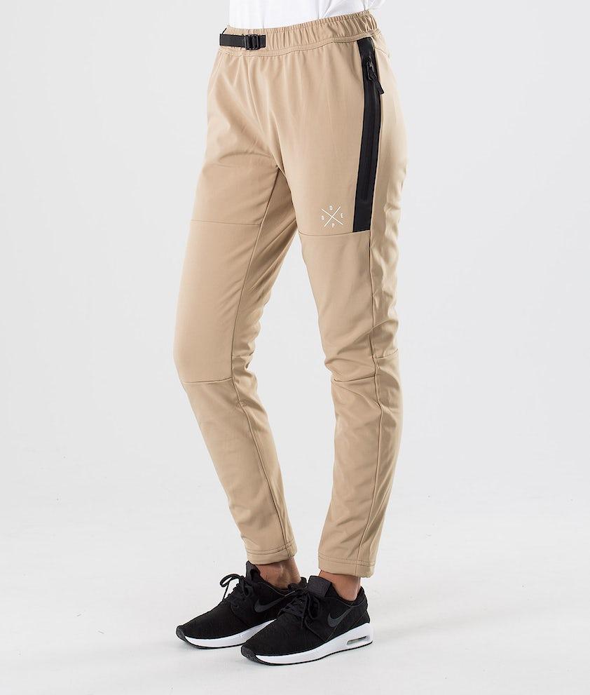 Dope Rambler W Pantalon Randonnée Khaki