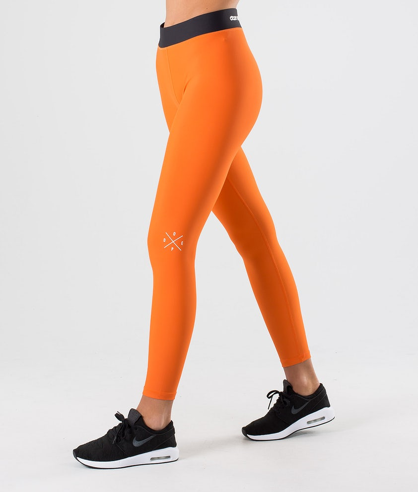 Dope Razor Leggings Faded Orange