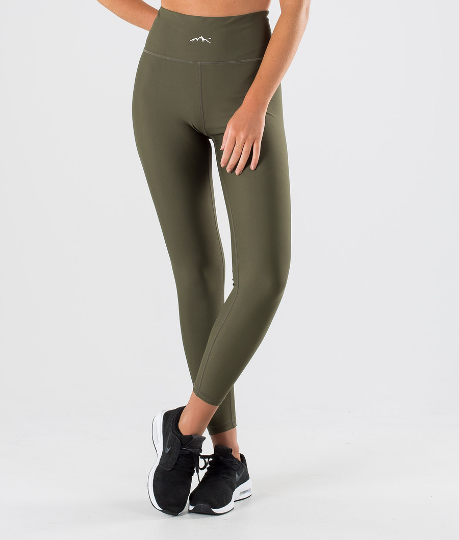Dope Lofty Leggings Green