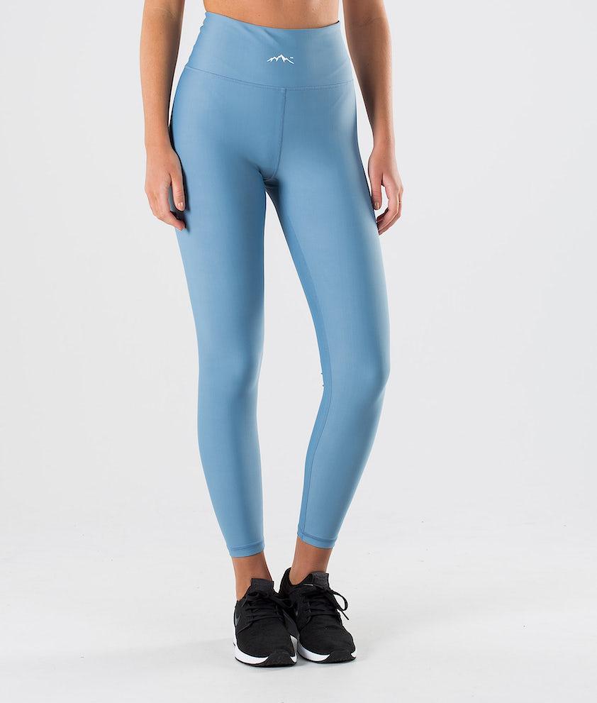 Dope Lofty Leggings Blue