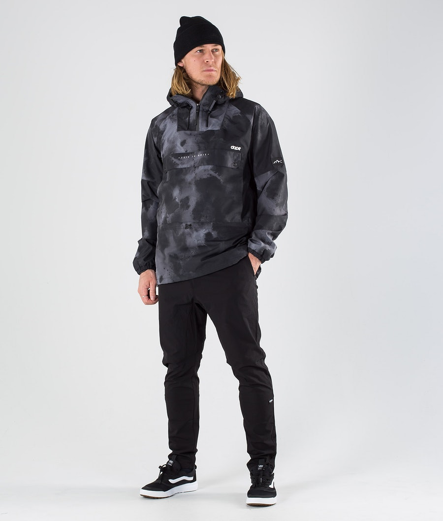 Dope Hiker Outdoor Jacka Black Batic
