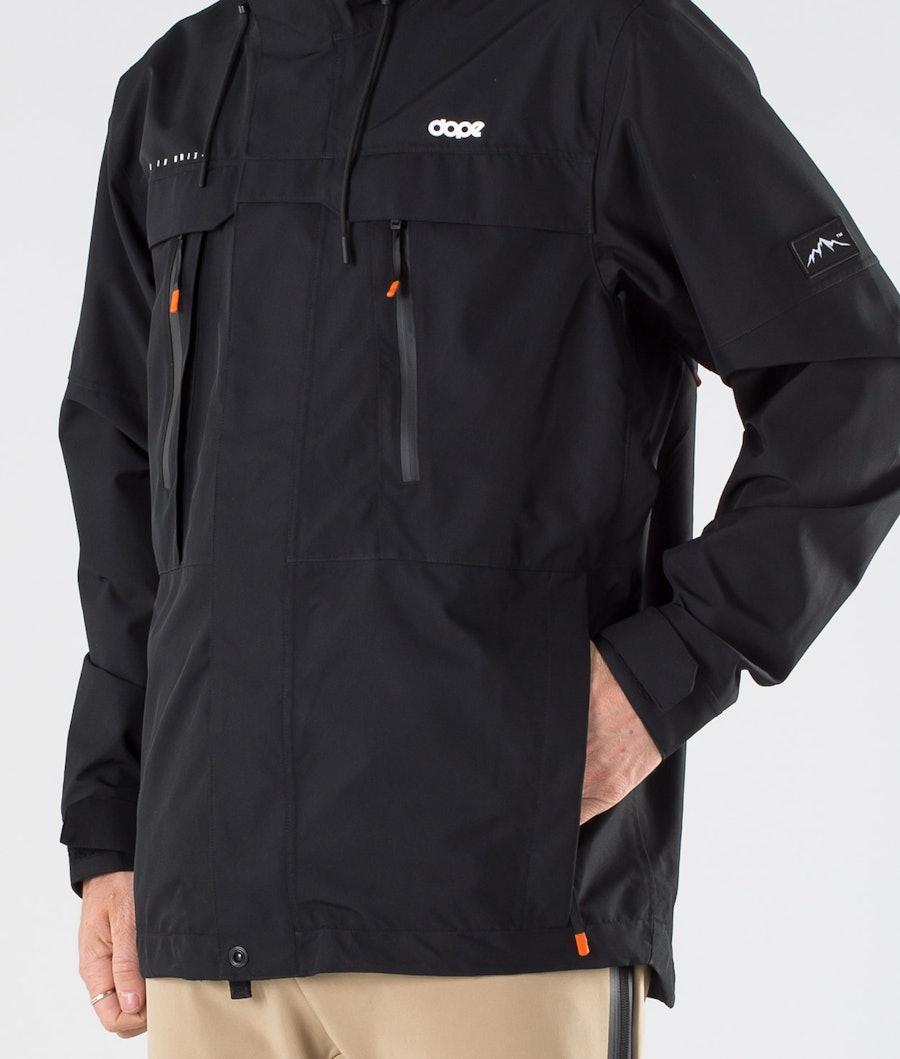 Dope Trekker 20 Outdoor Jacket Black
