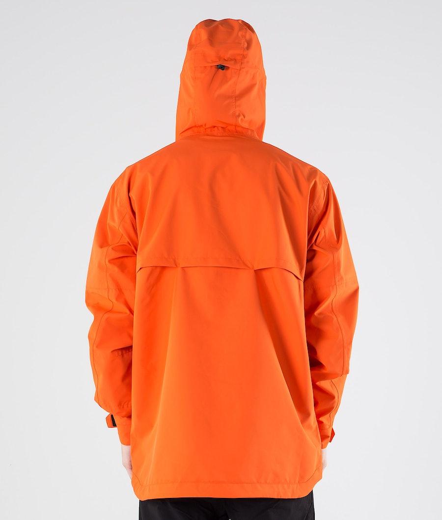 Dope Trekker Outdoor Jacket Orange