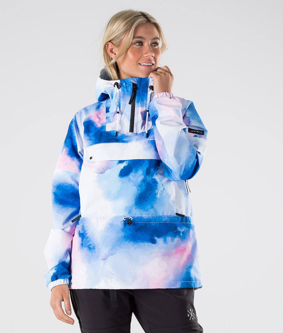 Dope Hiker W Outdoorjacke Cloud