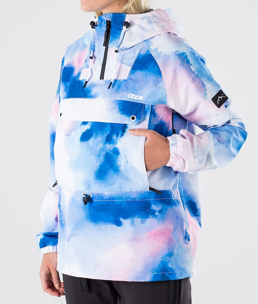 Dope Hiker W Women's Outdoor Jacket Cloud