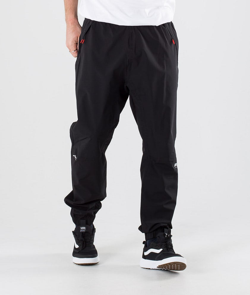 Dope Drizzard pants Regnbyxa Black