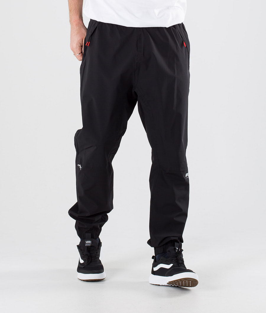 Dope Drizzard Outdoor Trousers Black