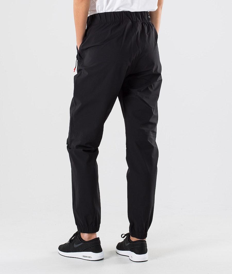 Dope Drizzard pants W Regenhose Damen Black
