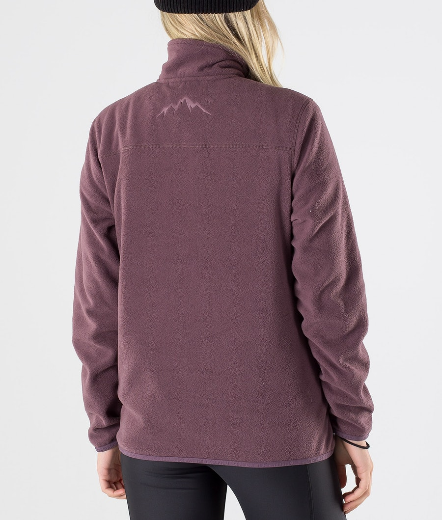 Dope Loyd W Women's Fleece Sweater Faded Grape