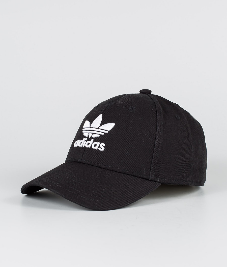 Adidas Originals Baseball Class Trefoil      Cap Black/White