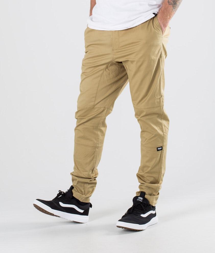 Dope Rover Pants Khaki