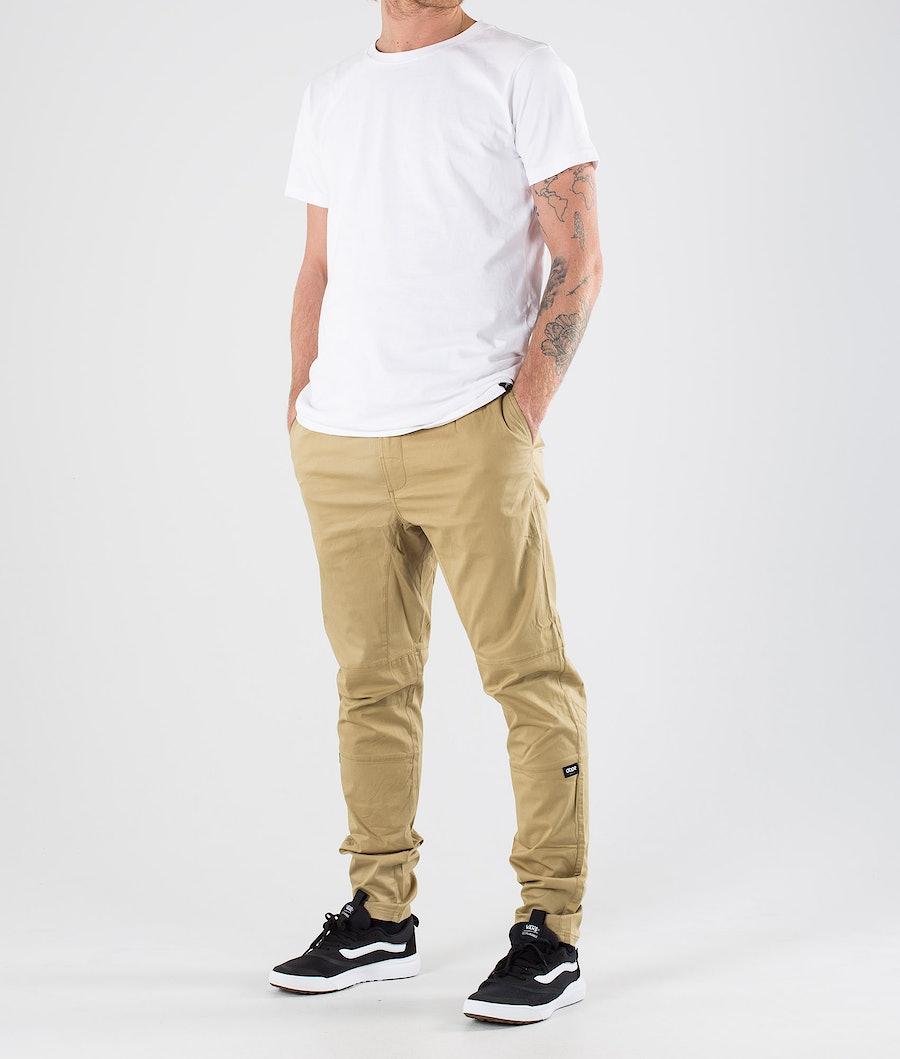 Dope Rover Bukser Khaki