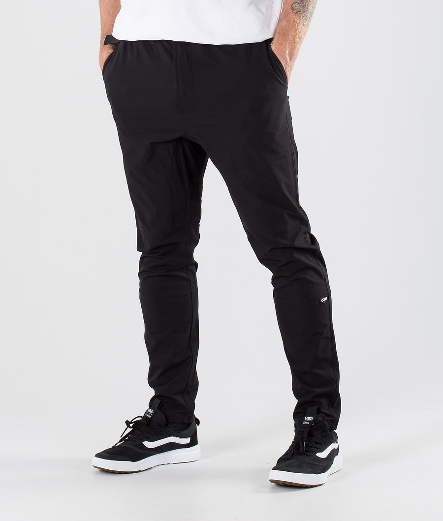 Dope Rover TECH Pants Black