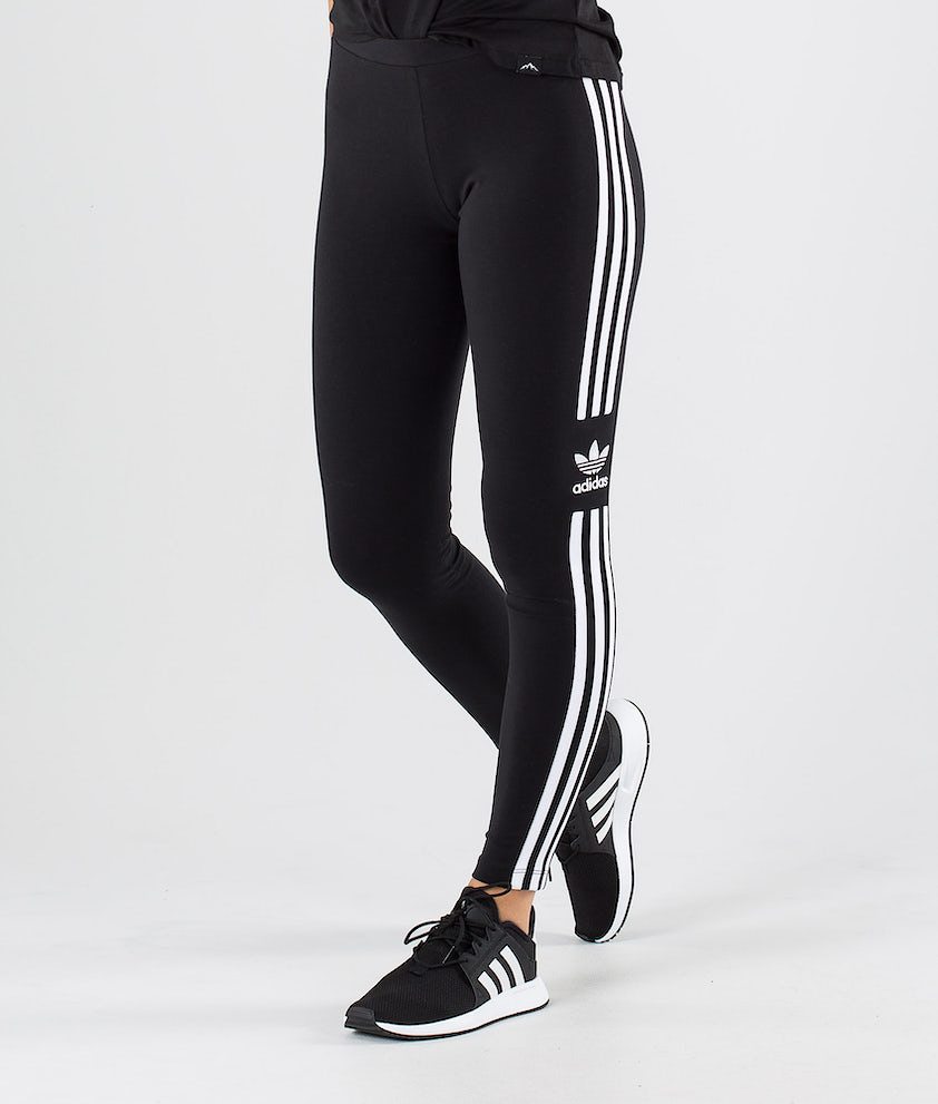Adidas Originals Trefoil Tight    Shorts Black