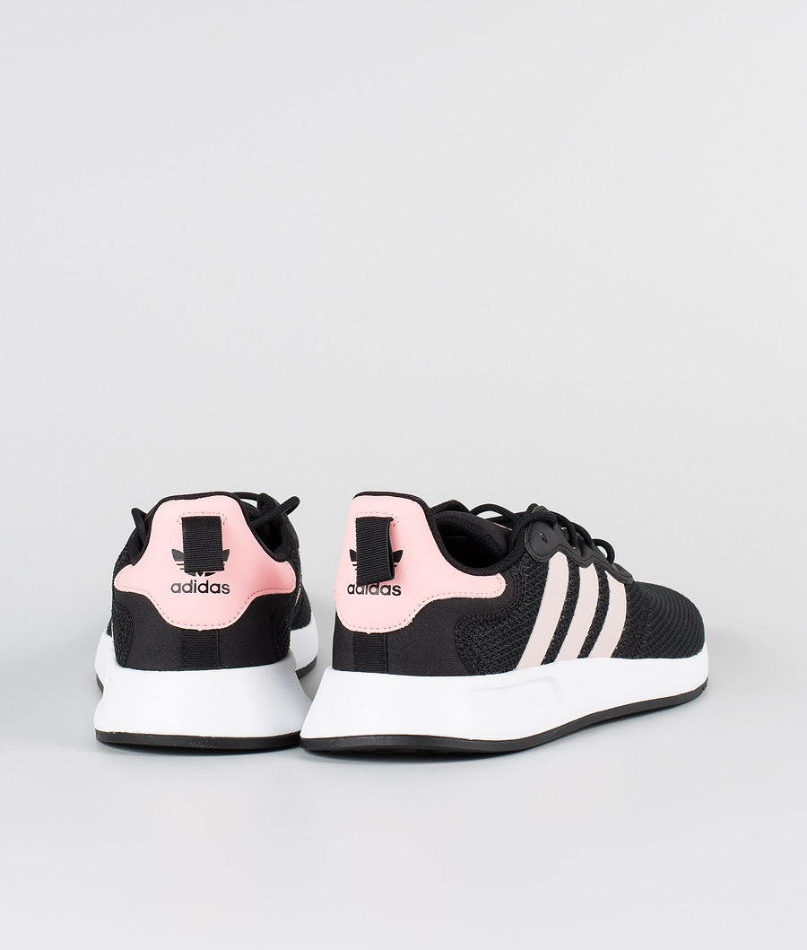 Adidas Originals X_Plr S W      Chaussures Femme Core Black/Glopnk/Footwear White