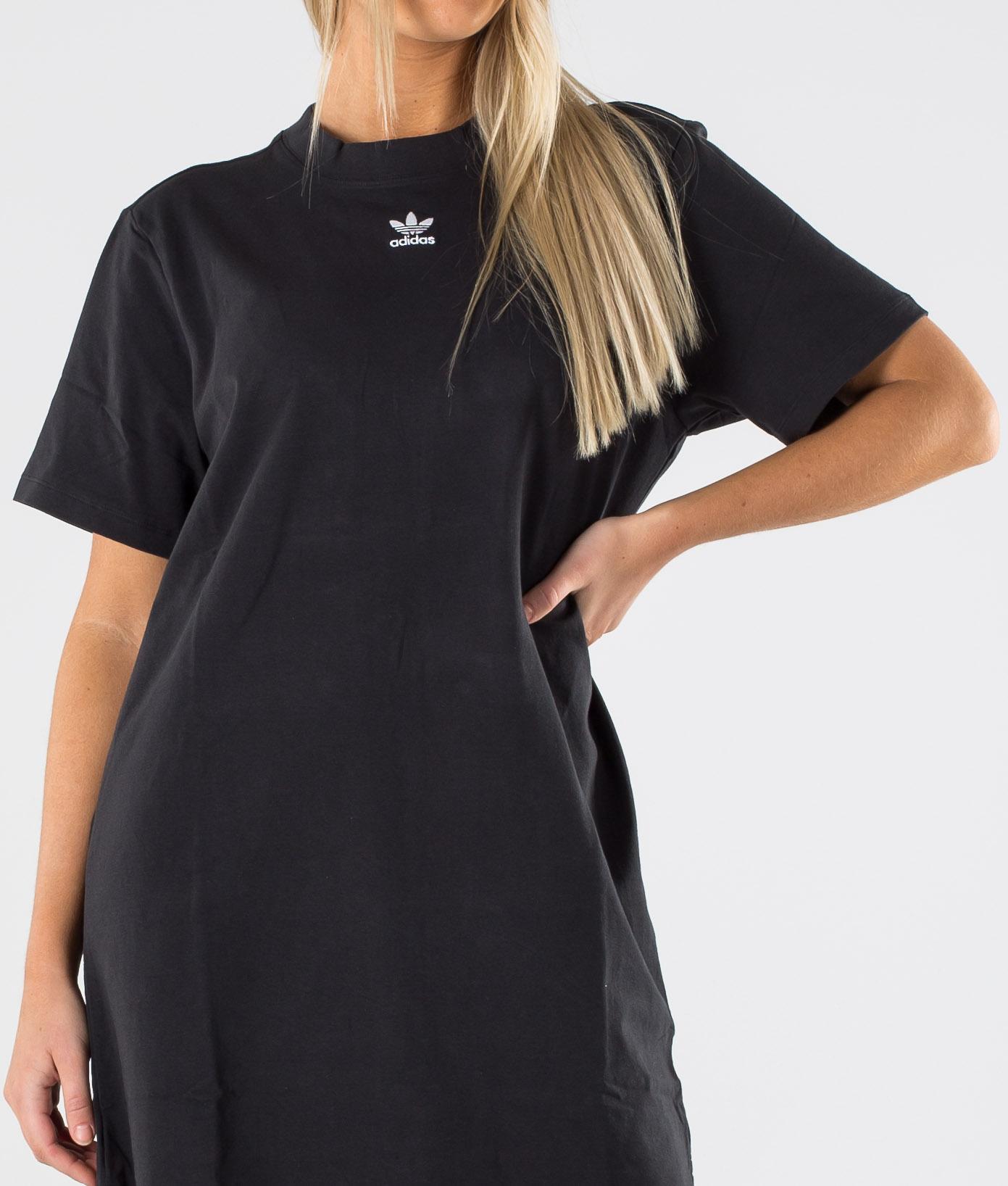 Adidas Originals Trefoil Dress Klänning BlackWhite