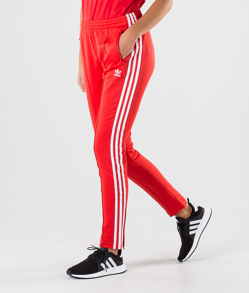 Adidas Originals Ss Track Pants         Bukser Lush Red/White