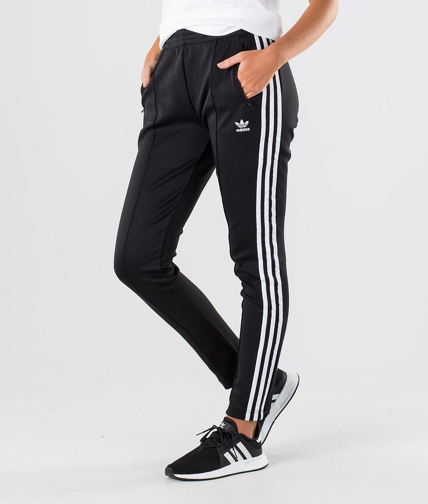 Adidas Originals Ss Track Pants         Bukser Black/White