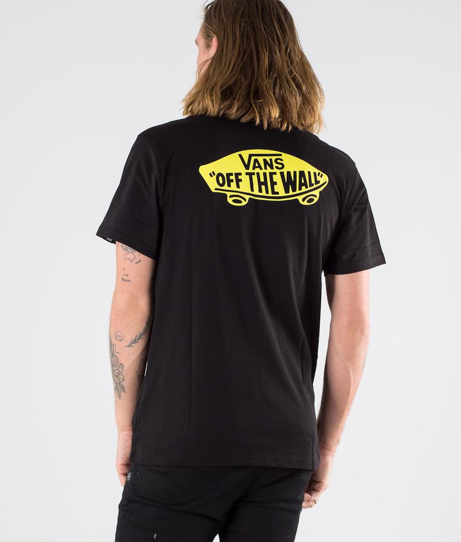 Vans OTW Classic T-Shirt Black/Sulphur Srimg