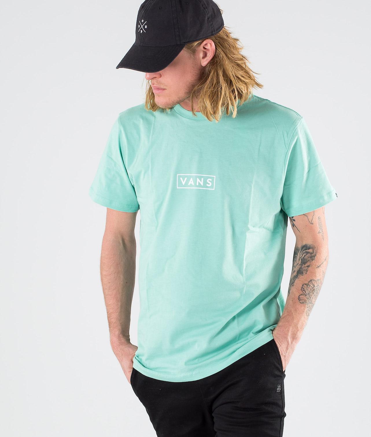 Vans Easy Box SS T-shirt Dusty Jade Green