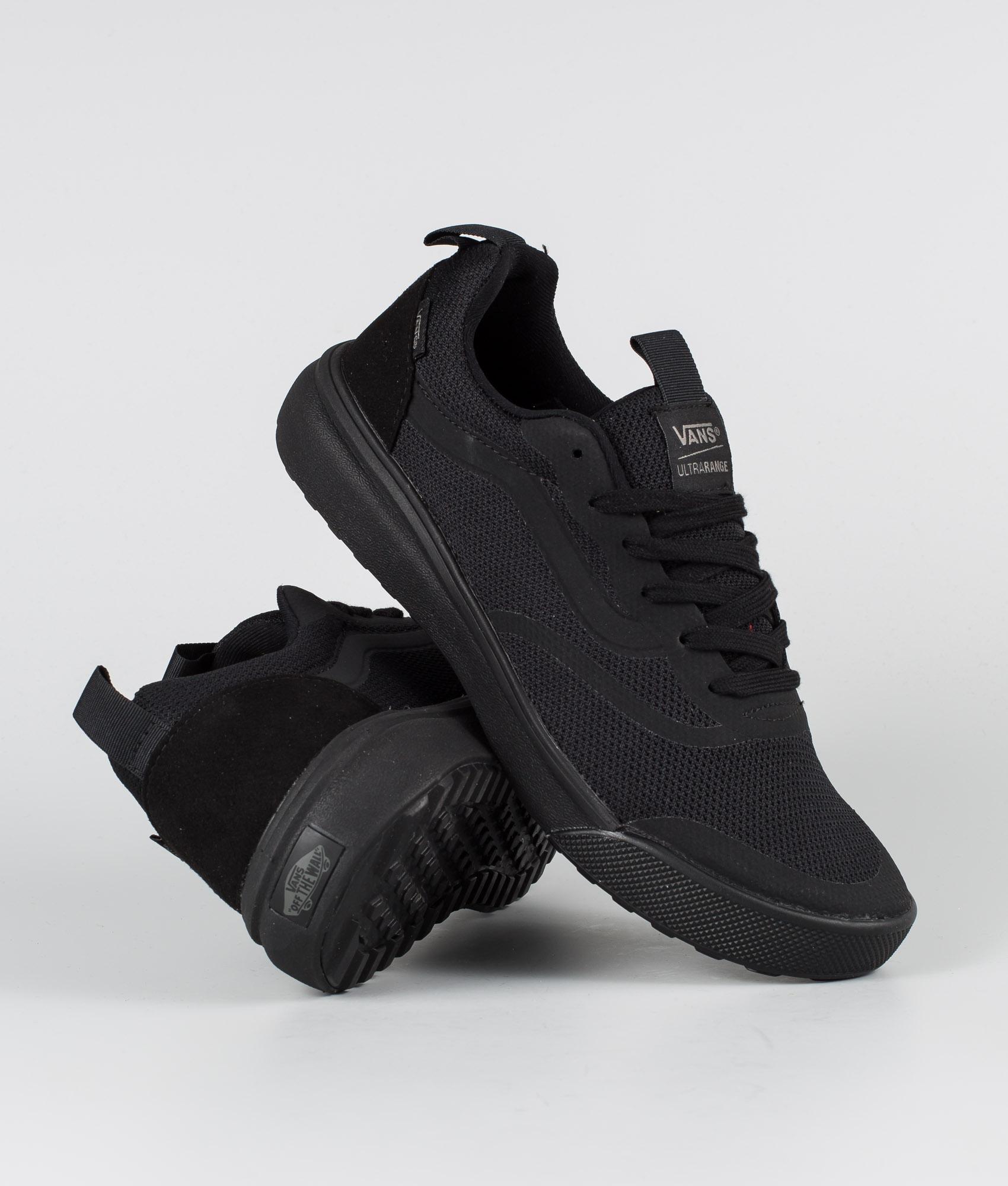 Vans UltraRange Rapidweld Shoes Black