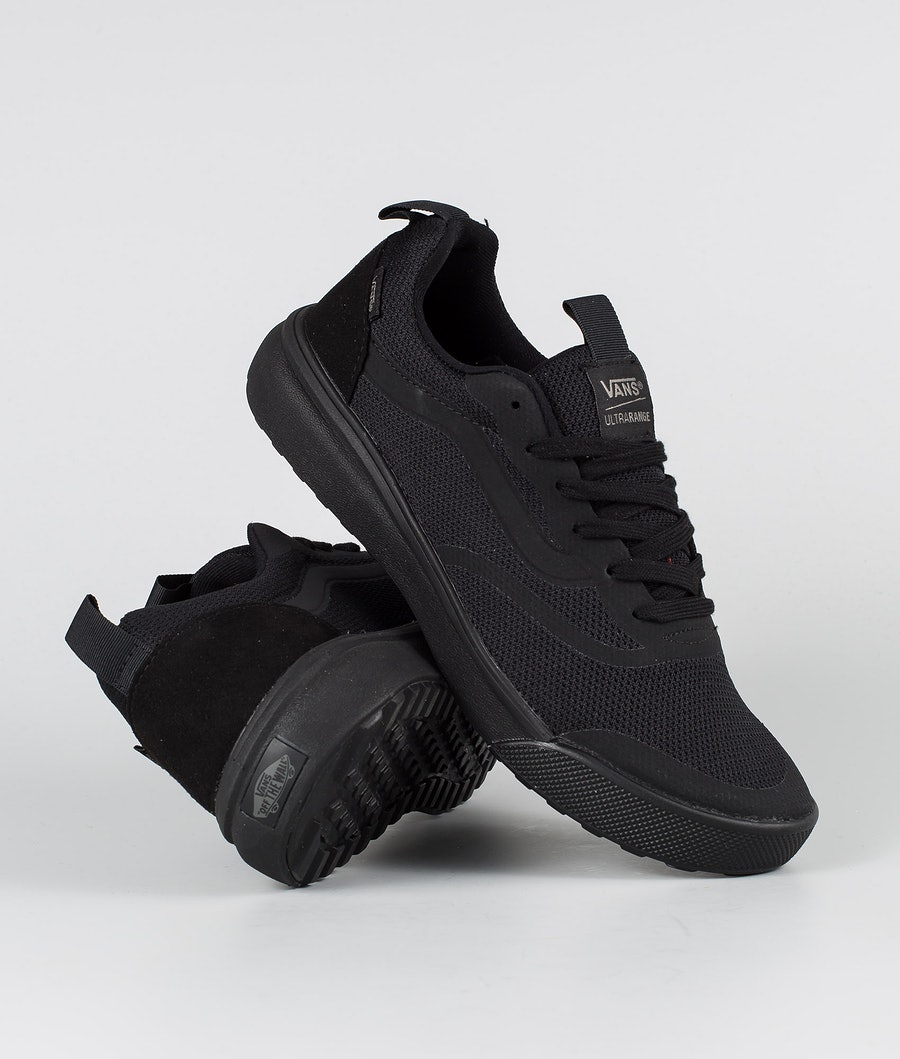Vans UltraRange Rapidweld Skor Black/Black