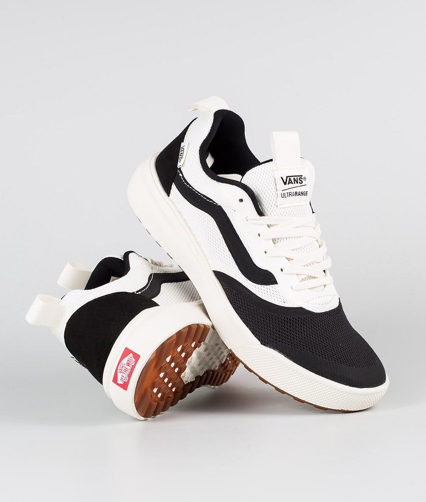 Vans UltraRange Rapidweld Shoes (2-Tone) Black/Marshmallow
