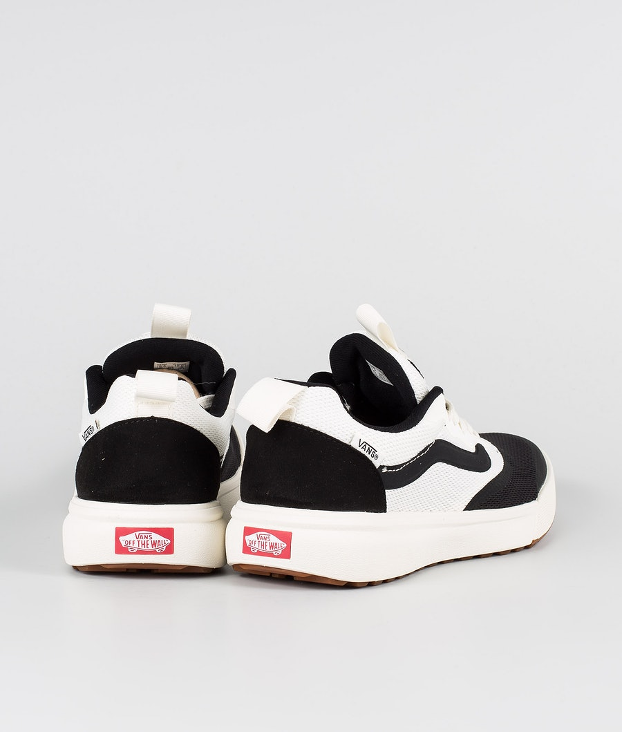 Vans UltraRange Rapidweld Shoes (2-Tone) Black/Marshmallow