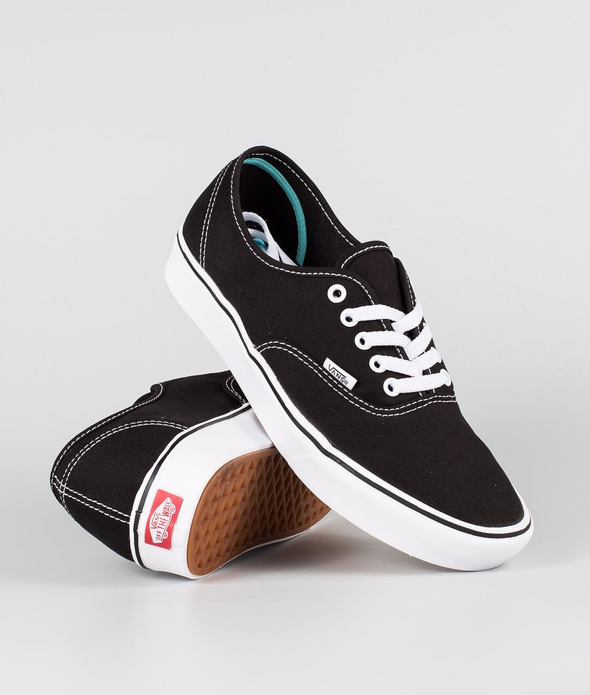 Vans ComfyCush Authentic Sko (Classic) Black/True White