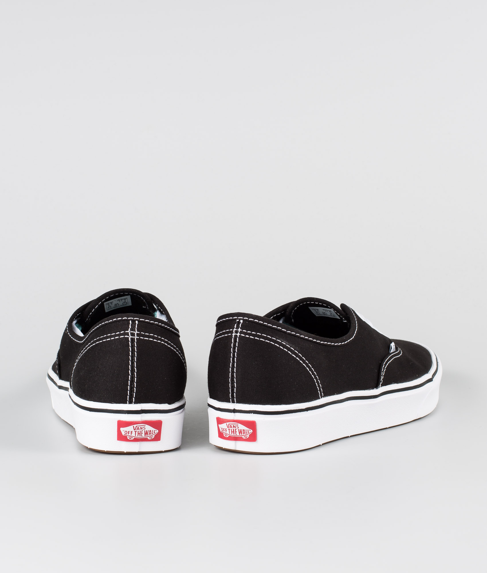 Vans ComfyCush Authentic Chaussures (Classic) BlackTrue White