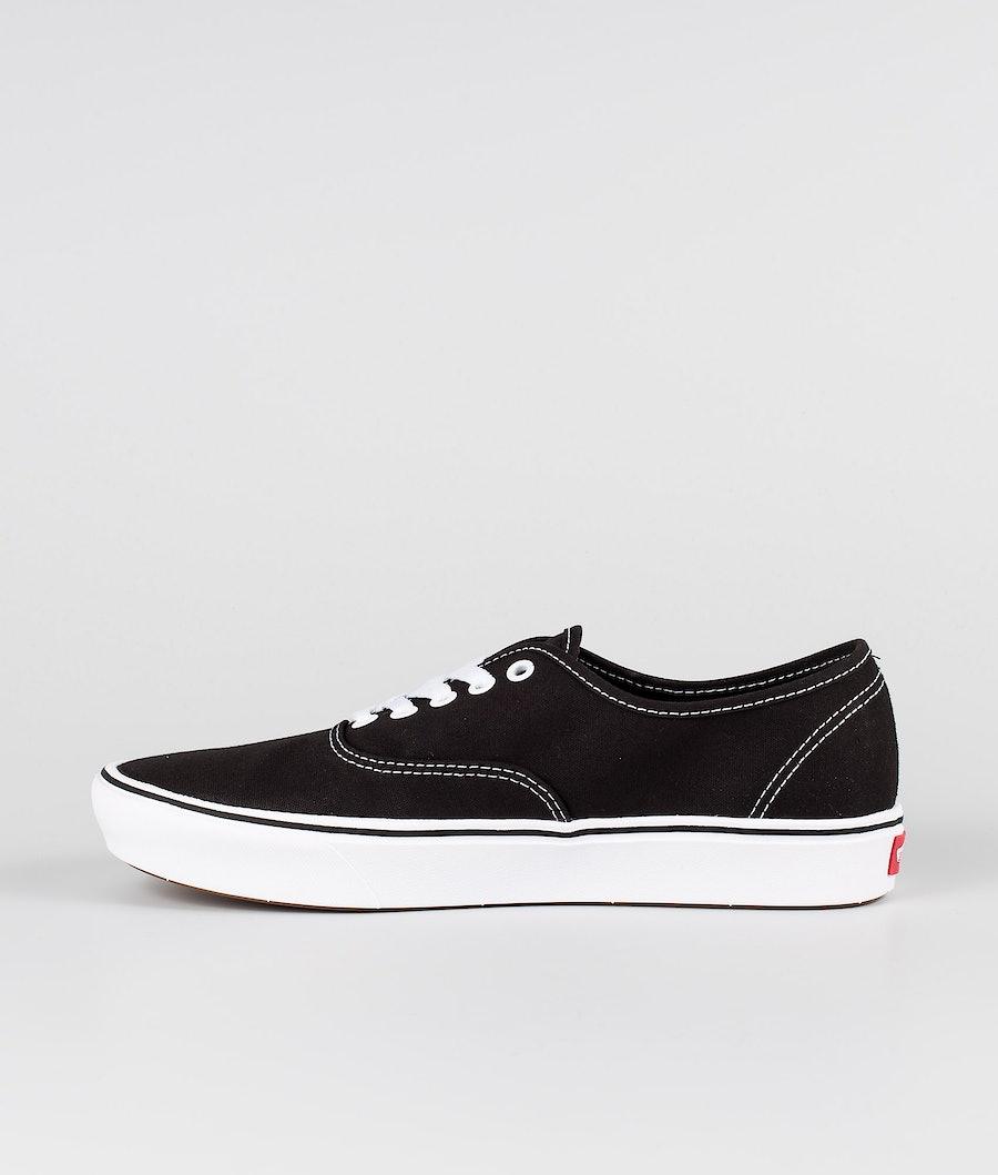 Vans ComfyCush Authentic Sko (Classic) Black/True White