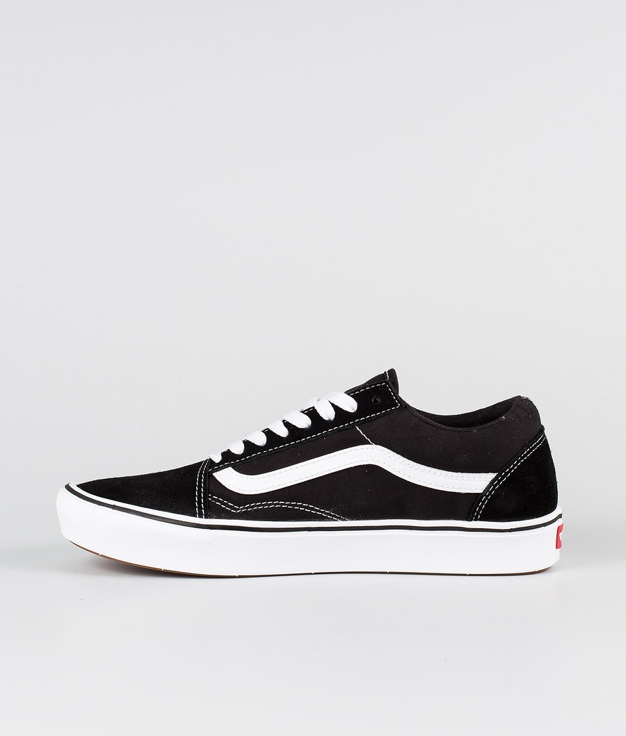 Vans ComfyCush Old Skool Sko (Classic) Black/True White