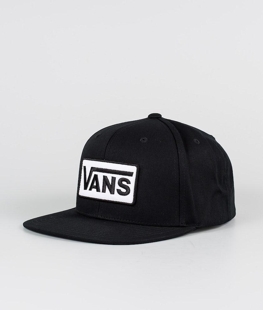 Vans Vans Patch Snapback Keps Black