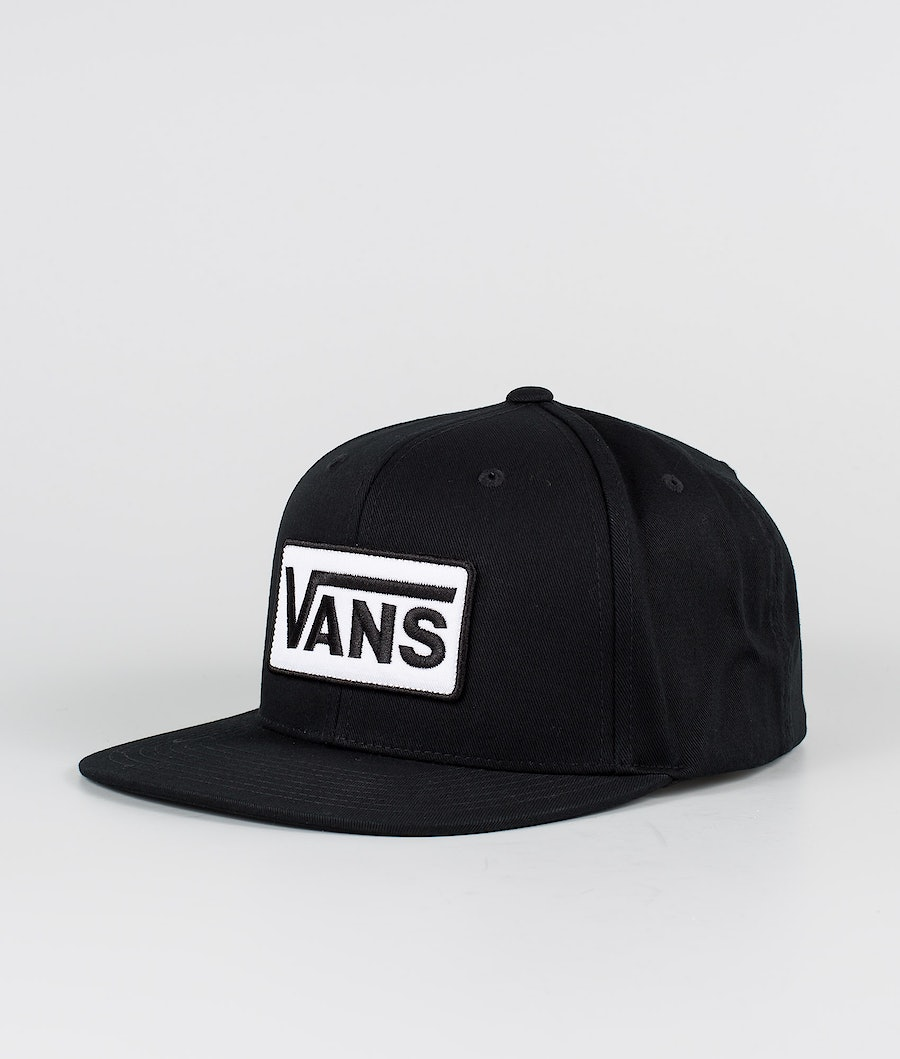 Vans Vans Patch Snapback Caps Black