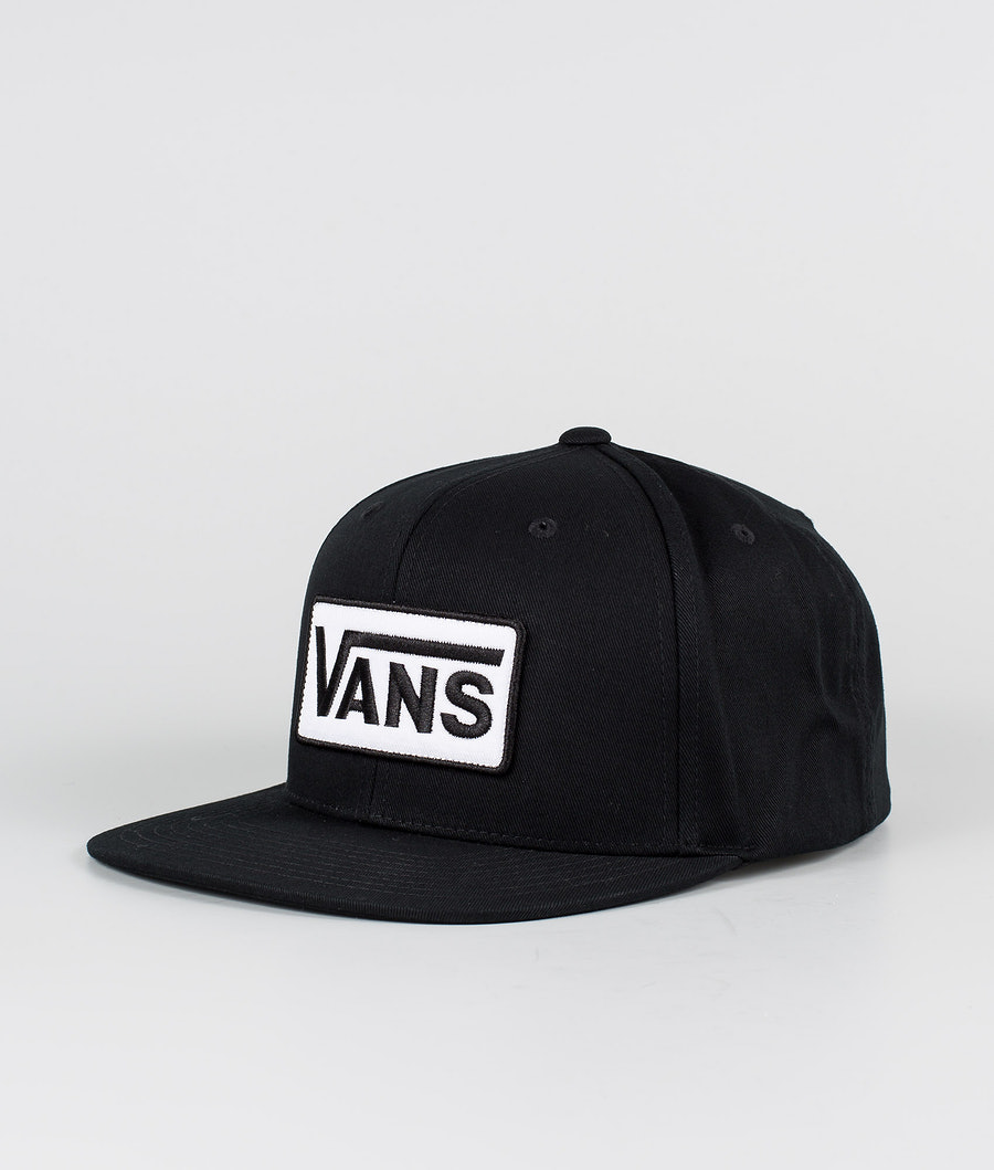 Vans Vans Patch Snapback Lippis Black