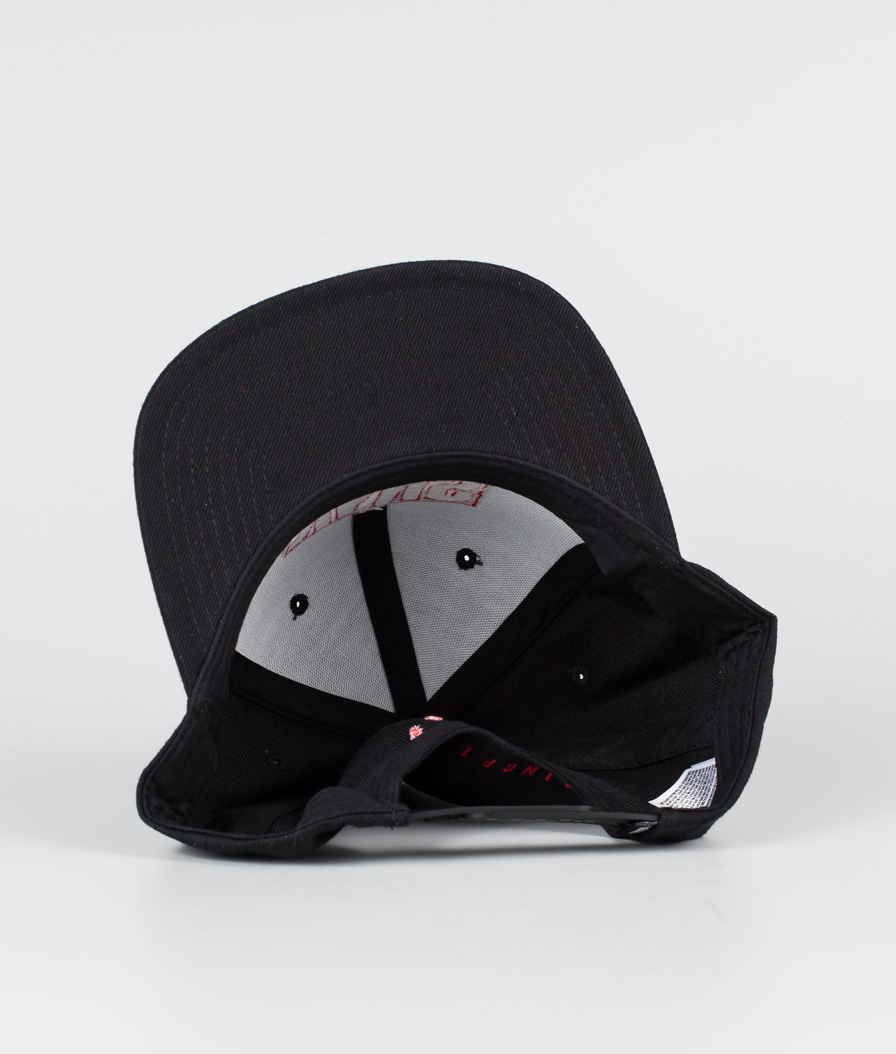 Vans New Stax Snapback Caps Black
