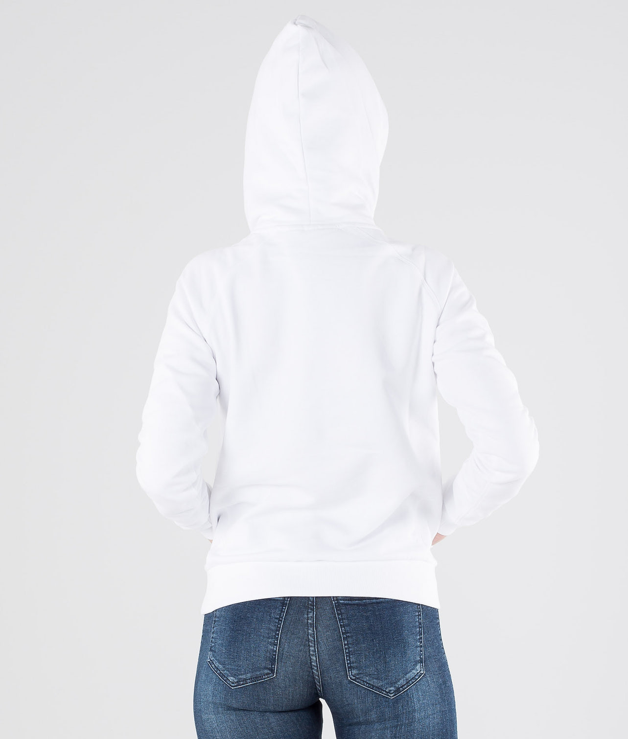 Peak Performance Ground Hoodie Hood White