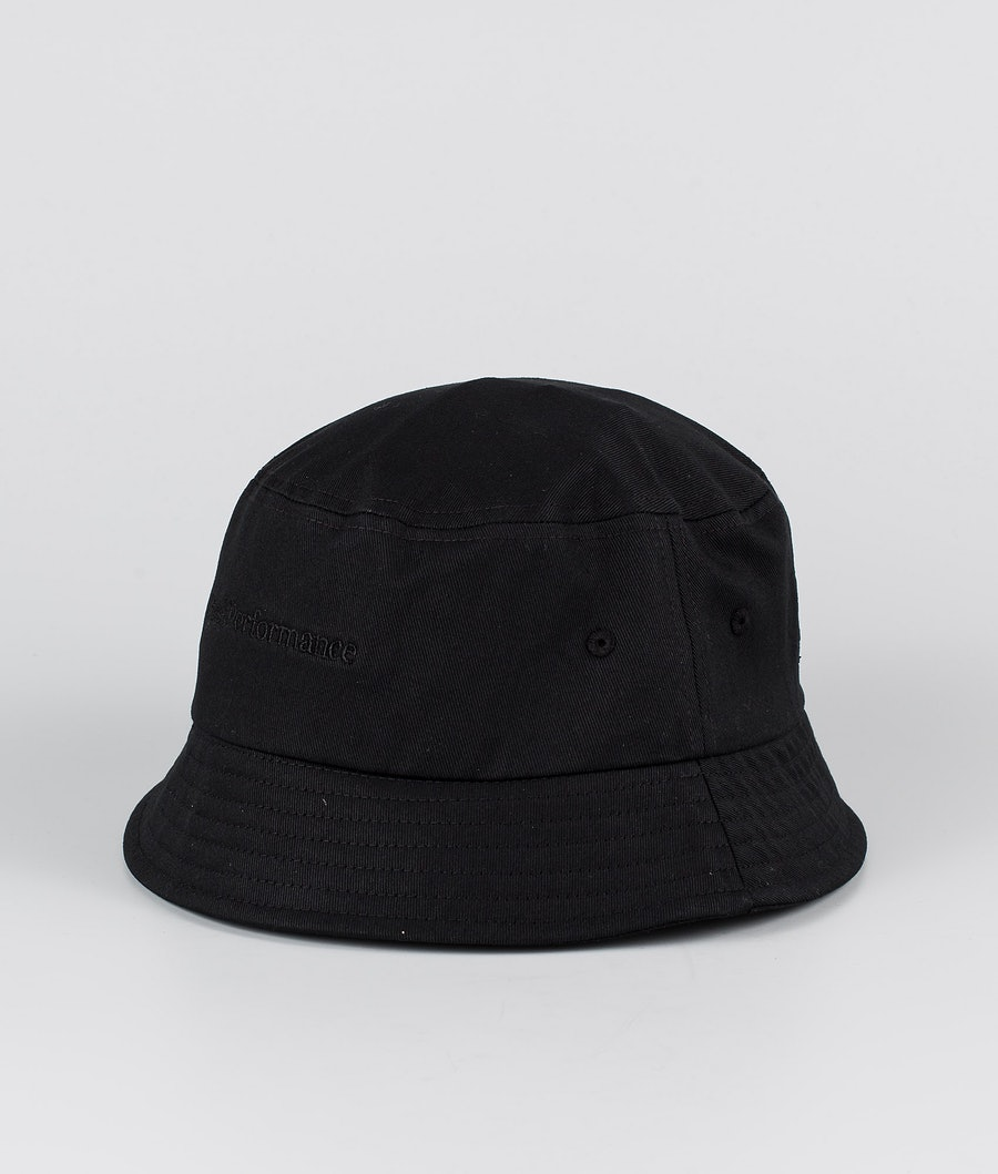 Peak Performance Karta Bucket Hat Caps Black