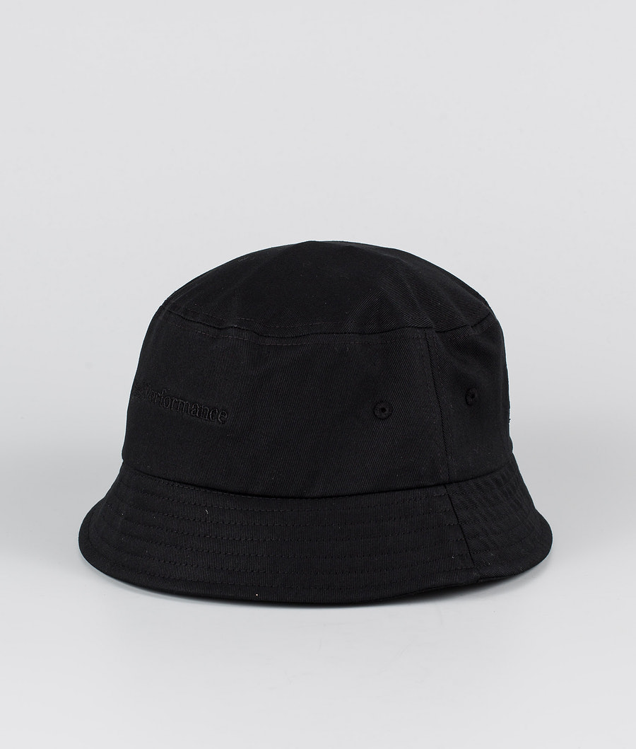 Peak Performance Karta Bucket Hat Casquette Black