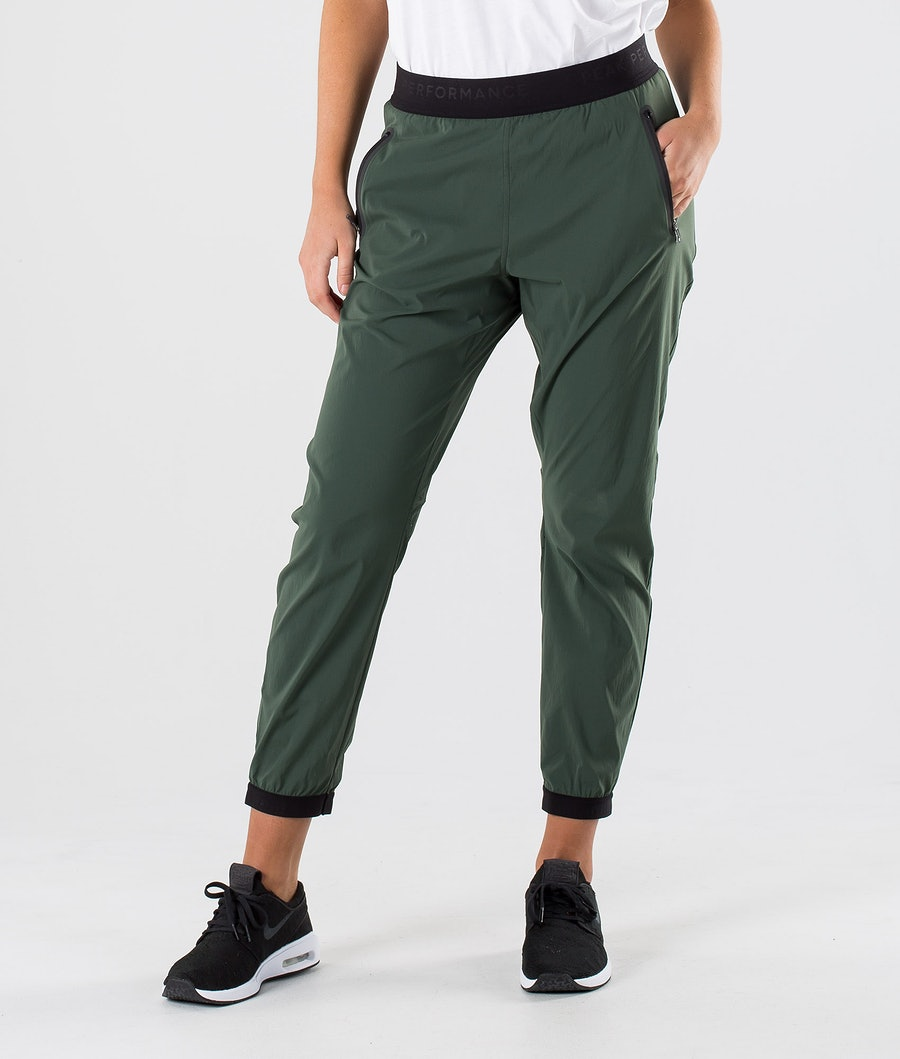 Peak Performance Mythic Pant Byxa Dam Drift Green