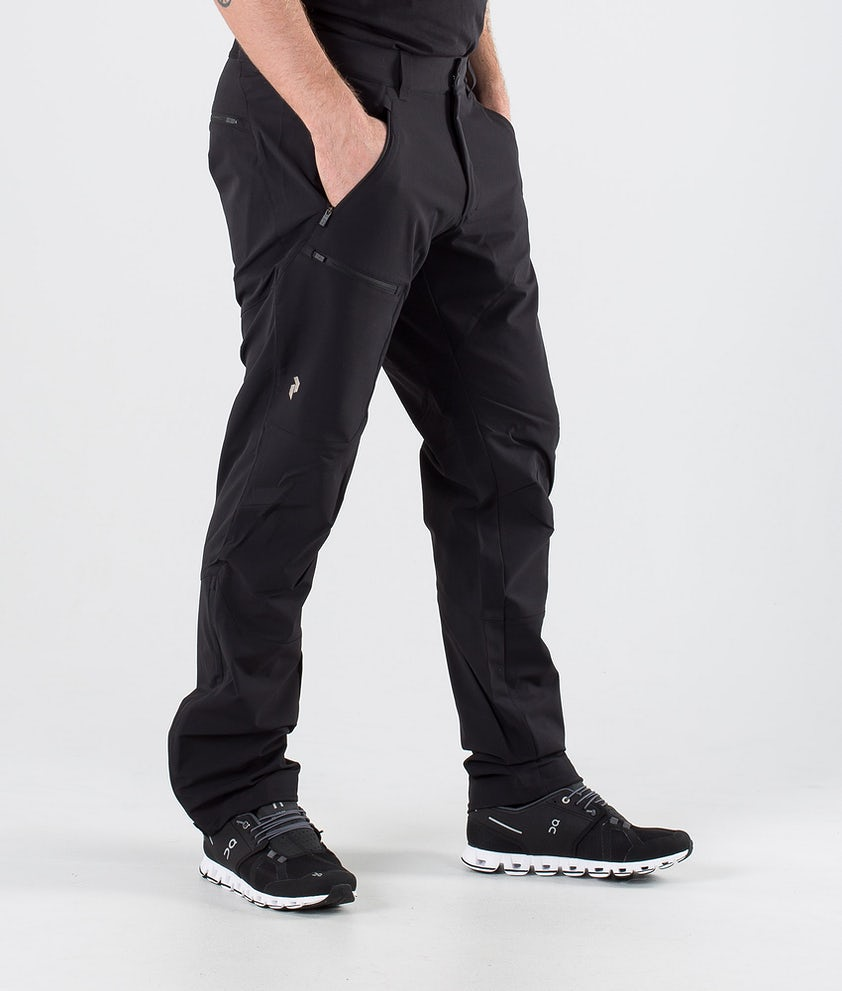 Peak Performance Light SS Carbon Outdoor Trousers Black